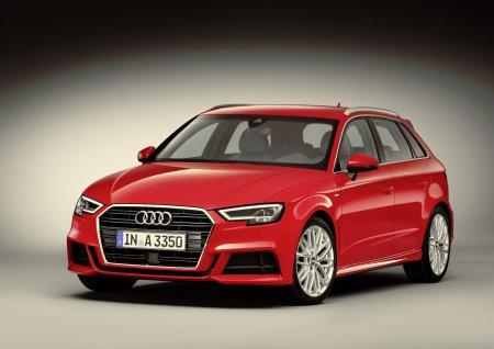 ����������� ���������� ����������� Audi A3 2017 ����