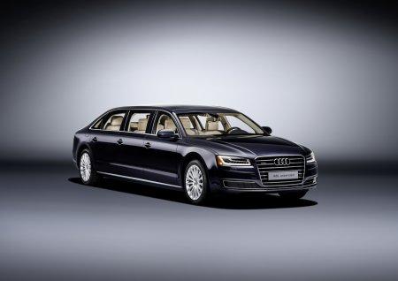 Audi A8 L- ������������ ������� ������ � 6.4 �����