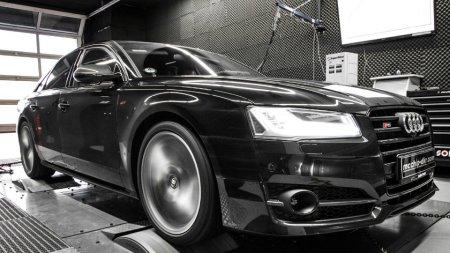 �������� ������-������ mcchip-dkr ����������� ���������� Audi S8 plus