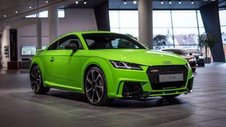 �������-������� Audi TT RS �������� ������� �����, ��� ���������