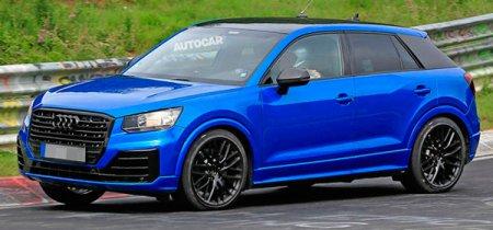Audi ��������� ���������� ������ ���������� Q2