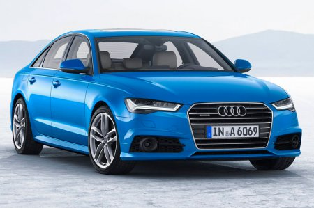 Audi �������� ���������� ���� �� ����������� ������� �6