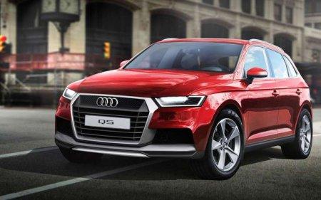 �������� ���������� ���������� Audi ��������� �����, ��������������� ������ Q5 ������ ���������