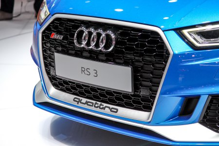 �� ��������� � ������ �������� ����� Audi RS 3