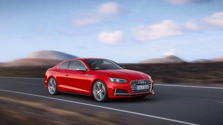 Cтали известны цены на купе Audi S5 в России