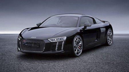 Audi создали специальную версию R8, приуроченную к выходу видеоигры Final Fantasy