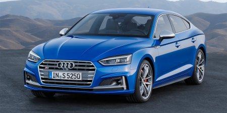 Audi начала прием заказов в России на пятидверную A5 Sportback нового поколения и ее спортивную версию S5