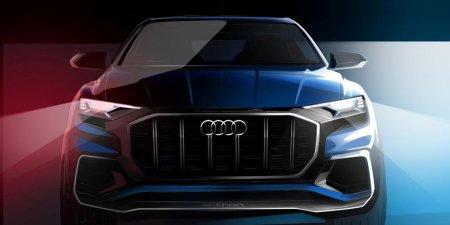 Audi Q8 станет самым большим и дорогим внедорожником в истории марки