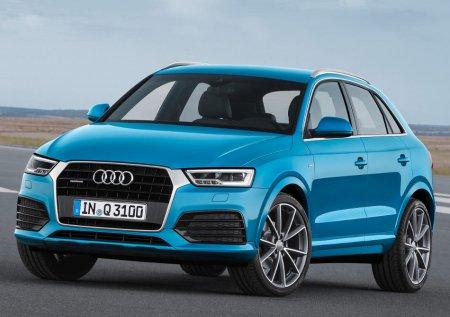 Новое поколение Audi Q3 превратят в гибридное