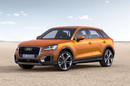 Выпуск кроссовера Audi Q2 в России откладывается