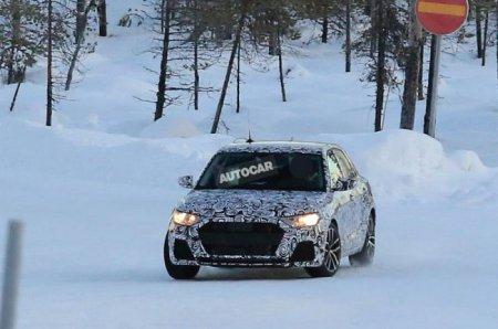 Новое поколение Audi A1 представят в 2018 году