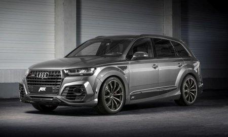 Кроссовер Audi SQ7 от ателье ABT Sportsline
