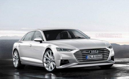 В рекламе Audi A8 Человек-паук сдает на права
