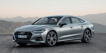 Премьера Audi A7  нового поколения состоялась в Ингольштадте