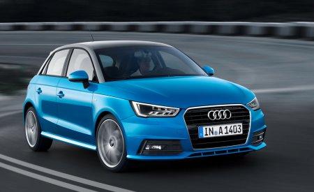 Audi привезет в Россию три новинки