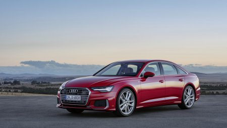 Audi RS6 могут выпустить в следующем году с мотором в 605 лошадиных сил