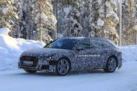 """Новая Audi S6 выйдет в следующем году, возможно с двигателем V8 мощностью 500 """"лошадок"""""""