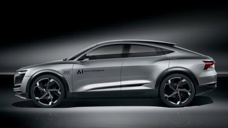 Audi планирует выпустить 12 новых электрокаров к 2025 году