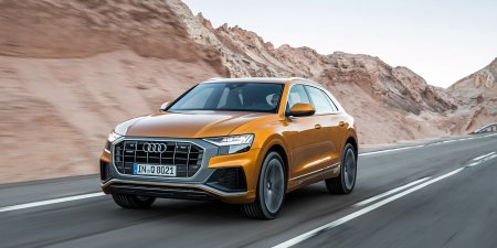 Дизельный кроссовер Audi Q8 уже можно приобрести в России