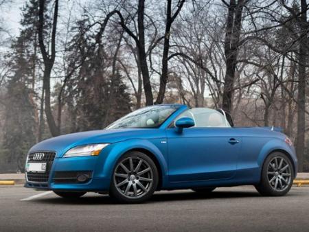 Audi TT будет выпускаться до 2022 года