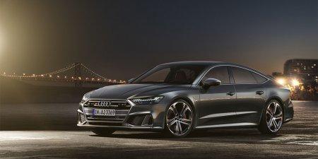 """Седан Audi S6 и универсал S7 получили """"заряженные"""" версии"""
