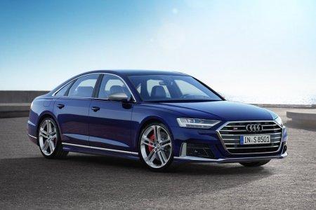 «Заряженный» седан Audi S8 можно будет приобрести в России уже в следующем году