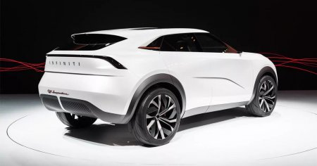 Infiniti готовит электромобиль, который будет подзаряжаться от небольшого бензинового двигателя