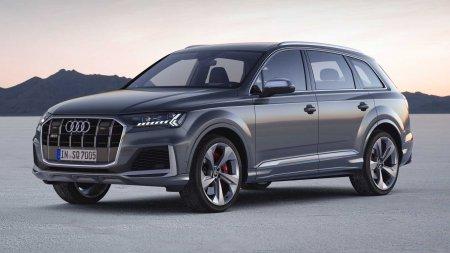 """Audi Q7 и Q8 получат """"урезанную"""" версию двигателя V8"""