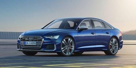 450-сильные Audi S6 и S7 Sportback доступны к заказу в России