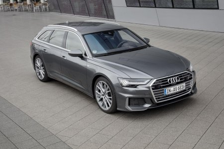 Универсал Audi A6 доступен к заказу России, и уже в августе появится в автосалонах