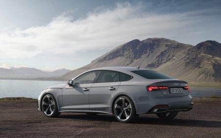Обновленные модели Audi A4 и A5 появятся у российских дилеров в ноябре